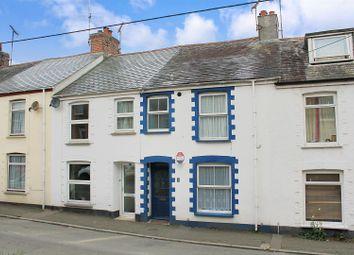 Thumbnail 3 bedroom terraced house for sale in Glen Road, Wadebridge, Cornwall