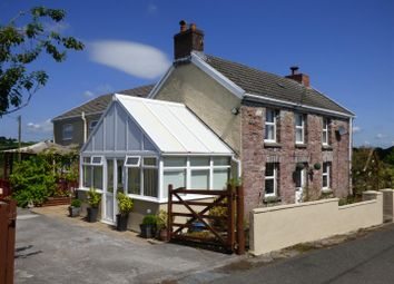 Thumbnail 5 bed detached house for sale in Porthyrhyd, Carmarthen