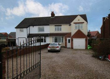 4 bed semi-detached house for sale in Ibstock Road, Ravenstone, Leicestershire LE67