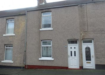 Thumbnail 2 bedroom terraced house for sale in South Street, Spennymoor