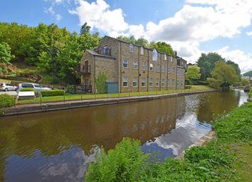 Thumbnail 3 bed flat for sale in Redacre Mill, Mytholmroyd, Hebden Bridge