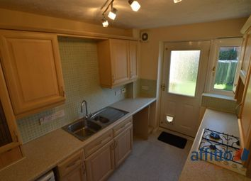 Thumbnail 3 bedroom detached house to rent in Seaton Road, Thorpe Astley, Leicester