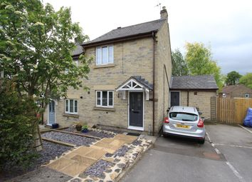 Thumbnail 2 bed semi-detached house for sale in Weaver Close, Crich