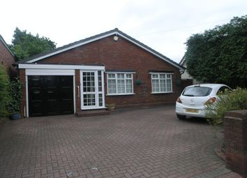 Thumbnail 2 bed detached bungalow for sale in Newhall Road, Rowley Regis