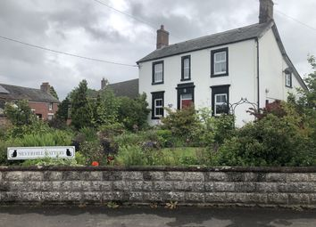 Thumbnail 3 bed detached house for sale in Wigton, Cumbria