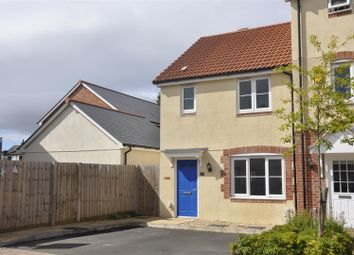 Thumbnail 3 bed end terrace house for sale in Southbrook Meadow, Cranbrook, Exeter