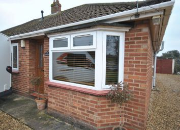 Thumbnail 3 bed semi-detached house for sale in Hansell Road, Thorpe St. Andrew, Norwich