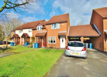 Thumbnail 2 bed end terrace house to rent in Herons Court, West Bridgford