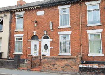 Thumbnail 2 bed terraced house for sale in Underwood Lane, Crewe