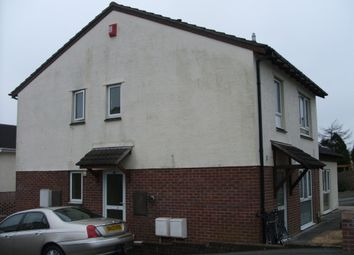 Thumbnail 2 bed flat to rent in Neal Close, Plympton, Plymouth