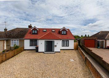 Thumbnail 4 bed semi-detached bungalow for sale in Hawthorn Crescent, Caddington, Luton