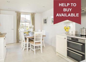 """Thumbnail 3 bedroom detached house for sale in """"Hadley"""" at Ellerbeck Avenue, Nunthorpe, Middlesbrough"""