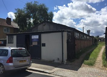 Thumbnail Warehouse for sale in Depot Road, Hounslow