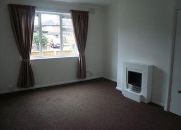 Thumbnail 1 bed flat to rent in Secker Avenue, Warrington, Cheshire