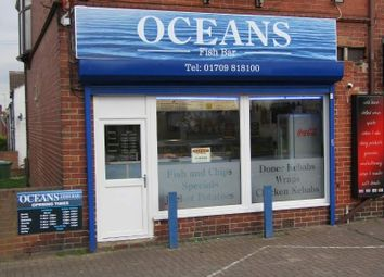 Thumbnail Restaurant/cafe for sale in 66A Blyth Road, Rotherham