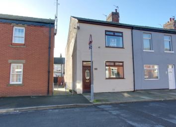 Thumbnail 2 bed end terrace house for sale in Walmsley Street, Fleetwood