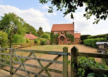 Thumbnail 3 bed detached house to rent in Oxwick Road, Horningtoft, Dereham