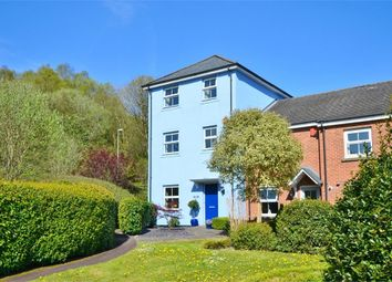 Thumbnail 4 bed semi-detached house for sale in Dragon Way, Penallta, Hengoed, Caerphilly