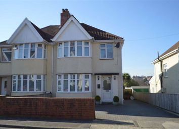 3 bed semi-detached house for sale in Raglan Road, Sketty, Swansea SA2