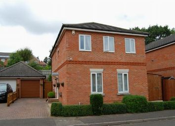 Thumbnail 4 bed detached house for sale in Fusilier Way, Weedon, Daventry