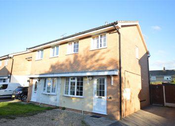 Thumbnail 2 bedroom semi-detached house for sale in Longs Drive, Yate, Bristol