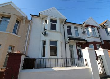 Thumbnail 4 bed terraced house for sale in Montclaire Avenue, Blackwood