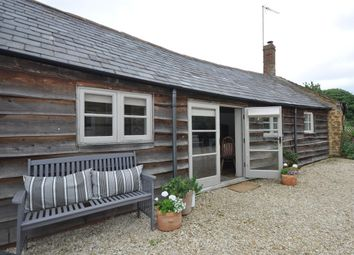 Thumbnail 2 bed barn conversion to rent in Barford St Michael, Oxfordshire