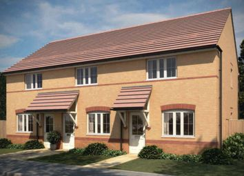 "Thumbnail 2 bed semi-detached house for sale in ""Kendal"" at Morgan Drive, Whitworth, Spennymoor"