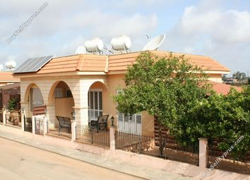 Thumbnail 1 bed semi-detached house for sale in Liopetri, Famagusta, Cyprus