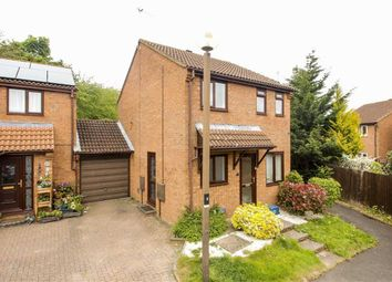 Thumbnail 3 bed link-detached house to rent in Haberly Mead, Bradwell, Milton Keynes