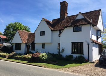 Thumbnail 4 bed detached house to rent in Little Bardfield, Little Bardfield