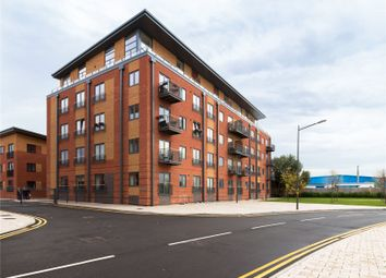 Thumbnail 2 bed flat for sale in Lockwheel House, 4 Woodhouse Close, Worcester