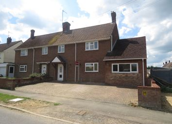 Thumbnail 5 bed semi-detached house for sale in Western Avenue, Buckingham