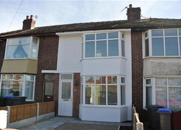 Thumbnail 3 bed terraced house for sale in Falkland Avenue, Blackpool