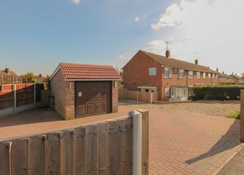 Thumbnail 3 bed end terrace house for sale in The Slades, Basildon