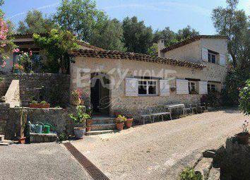 Thumbnail 3 bed property for sale in Tourrettes-Sur-Loup, 06140, France