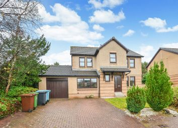 Thumbnail 4 bed detached house for sale in Glen Lochay Gardens, Cumbernauld, Glasgow