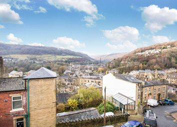 Thumbnail 3 bed terraced house for sale in Balmoral Street, Hebden Bridge, West Yorkshire