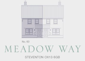 Thumbnail 3 bed semi-detached house for sale in Joyce Way, Steventon, Oxforshshire