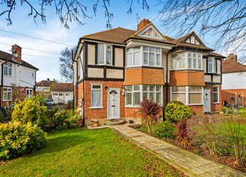 Thumbnail 1 bed maisonette to rent in Vale Crescent, London
