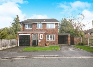 Thumbnail 4 bed detached house to rent in Moorfield Drive, Wilmslow
