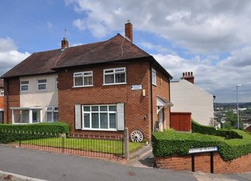 Thumbnail 3 bed semi-detached house for sale in Sillitoe Place, Penkhull, Stoke-On-Trent