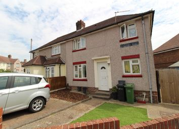 Thumbnail 2 bed semi-detached house for sale in Hadleigh Road, Cosham, Portsmouth