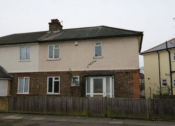 Thumbnail 3 bed semi-detached house for sale in Lambert Avenue, Richmond, London