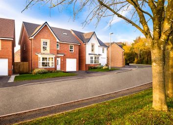"Thumbnail 4 bed detached house for sale in ""Somerfield"" at Yarnfield, Stone"