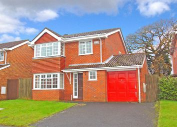 Thumbnail 4 bed detached house to rent in Blackstitch Lane, Webheath, Redditch