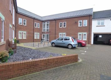 Thumbnail 1 bedroom flat for sale in Castle Mill Court, Castle Mill Close, Stafford