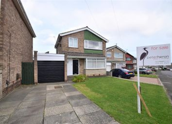Thumbnail 3 bed detached house for sale in Marlborough Road, Hastings Hill, Sunderland