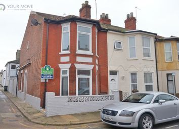 Thumbnail 4 bedroom terraced house for sale in Southampton Place, Great Yarmouth