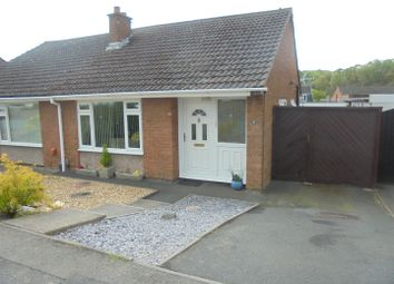 Thumbnail 2 bedroom bungalow for sale in Beechwood Road, Dawley, Telford